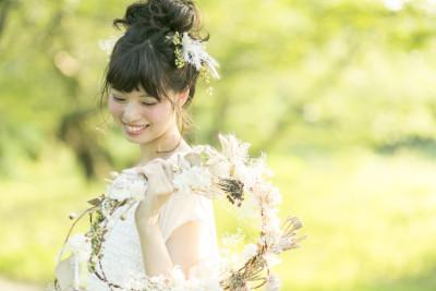 草原の花嫁