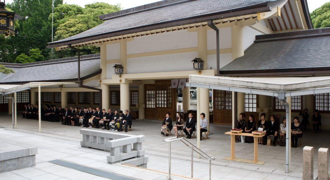 愛知護国神社(名古屋市 西区)6